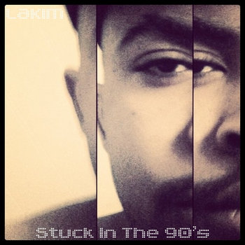 #StuckInThe90s cover art