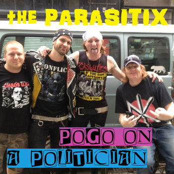 POGO ON A POLITICIAN cover art