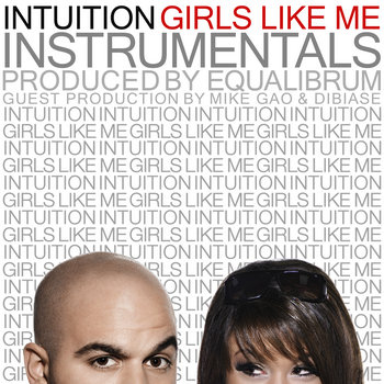 """Girls Like Me"" Instrumentals (2011) cover art"