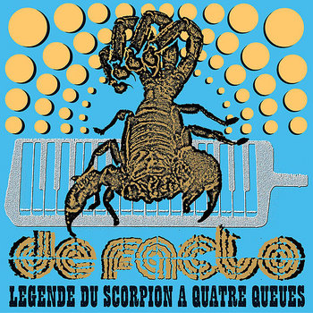 Légende du Scorpion à Quatre Queues cover art