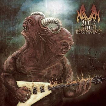 "2012 ""The Beginning"" cover art"