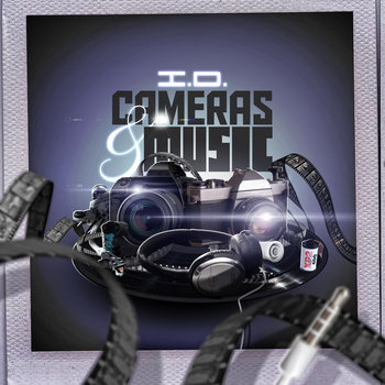 Cameras and Music EP cover art