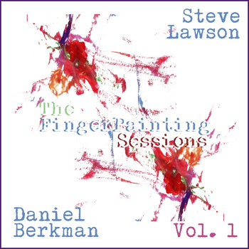 The FingerPainting Sessions Vol 1 cover art
