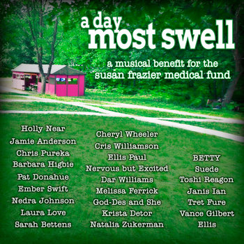 a day most swell : a musical benefit for the susan frazier medical fund cover art