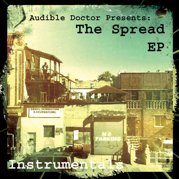The Spread EP cover art