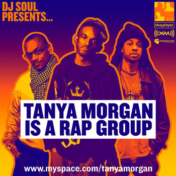 Tanya Morgan Is A Rap Group cover art
