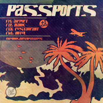 Passports cover art