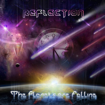 The Planets Are Falling E.P cover art