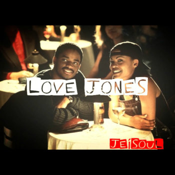 Love Jones cover art