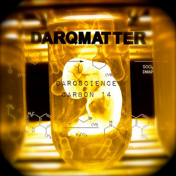 DarqScience [Carbon-14] cover art