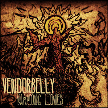 Waving Lines EP cover art