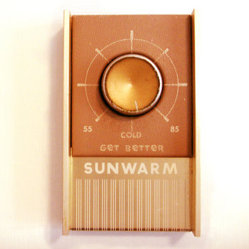 SUNWARM EP cover art