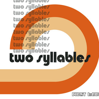 Two Syllables cover art