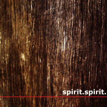 spirit.spirit. cover art