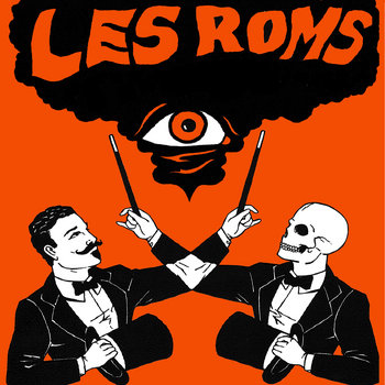 [preview] les roms LP cover art