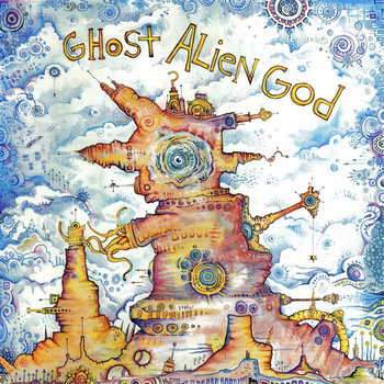 Ghost Alien God cover art
