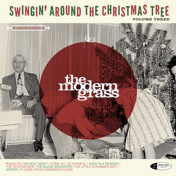 Swingin&#39; Around The Christmas Tree Vol. 3 cover art