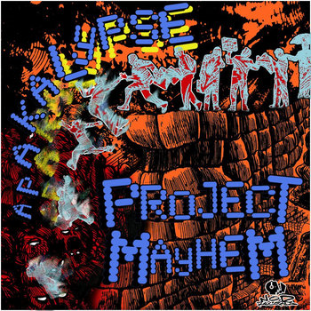 Project Mayhem cover art