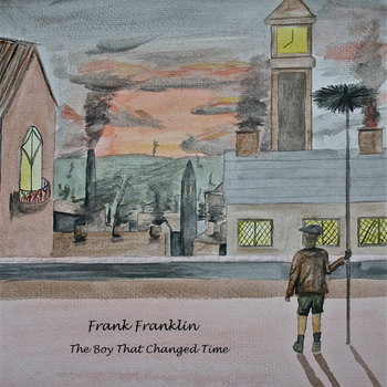 The Boy That Changed Time (Acoustic EP) cover art