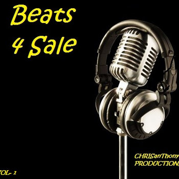 Beats 4 Sale Vol. 1 cover art