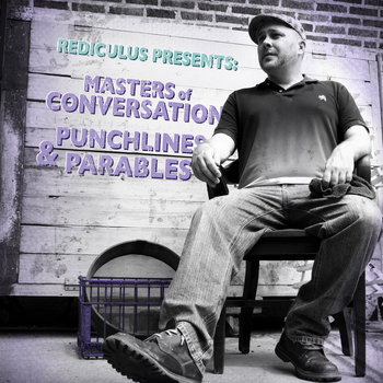 Masters of Conversation - Punchlines and Parables cover art