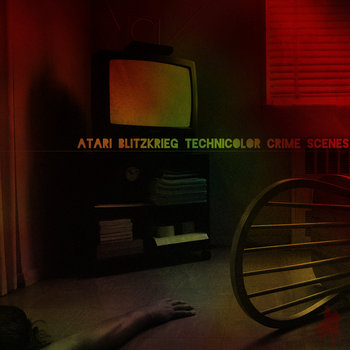 Technicolor Crime Scenes cover art