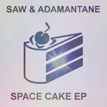 Space Cake EP cover art