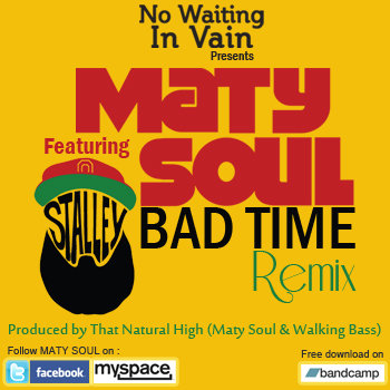 Bad Time (Remix) Featuring Stalley cover art