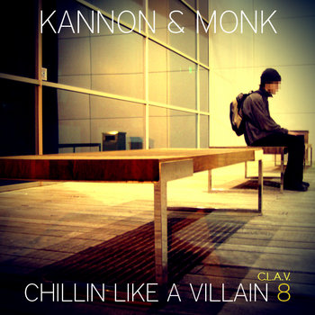Chillin Like A Villain Vol. 8 cover art