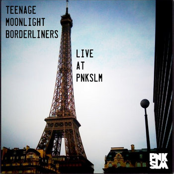 """Live At PNKSLM"" EP cover art"