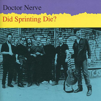 Did Sprinting Die? cover art