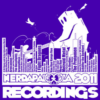Nerdapalooza 2011 Recordings cover art