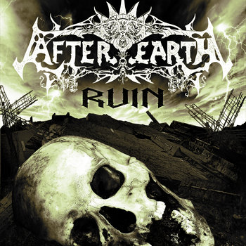 RUIN cover art