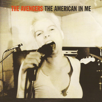 The American In Me cover art
