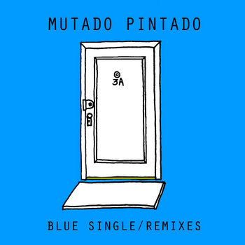 Blue Single/Remixes cover art