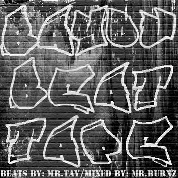 Bayou Beat Tape cover art