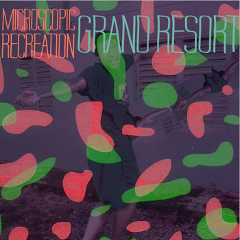 &quot;Microscopic / Recreation&quot; cover art