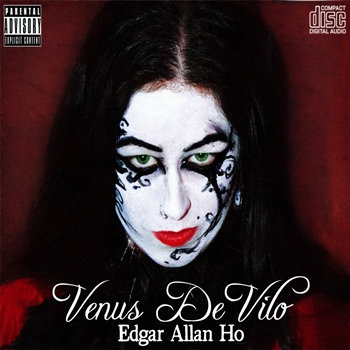 "Venus Devilo: American Radio Interview ""UHR cover art"
