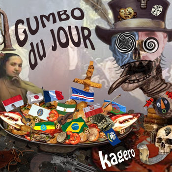 Gumbo du Jour cover art