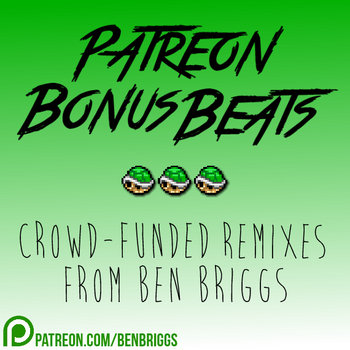 Patreon Bonus Beats cover art