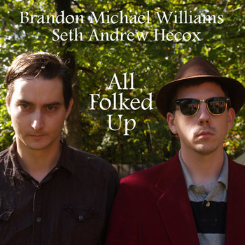 All Folked Up cover art
