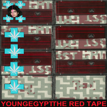 THE RED TAPE (#SNGL) cover art