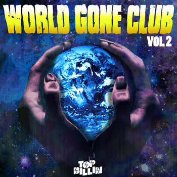 World Gone Club vol. 2 cover art