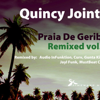 Quincy Jointz - Praia De Geriba remixed vol.3 cover art