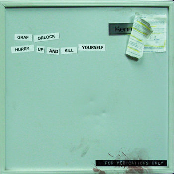 "Graf Orlock Split 7"" (2004) cover art"