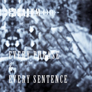 Every Phrase & Every Sentence EP [FREE DOWNLOAD] cover art