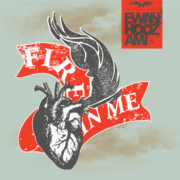 Fire In Me EP cover art