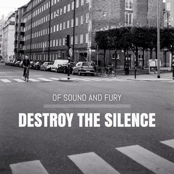Destroy the Silence (Single) cover art