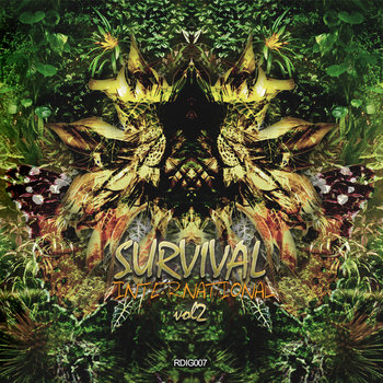 Survival International Vol.2 cover art