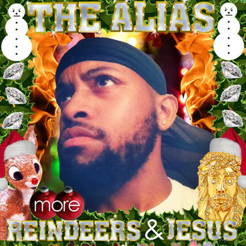 More Reindeer And Jesus cover art
